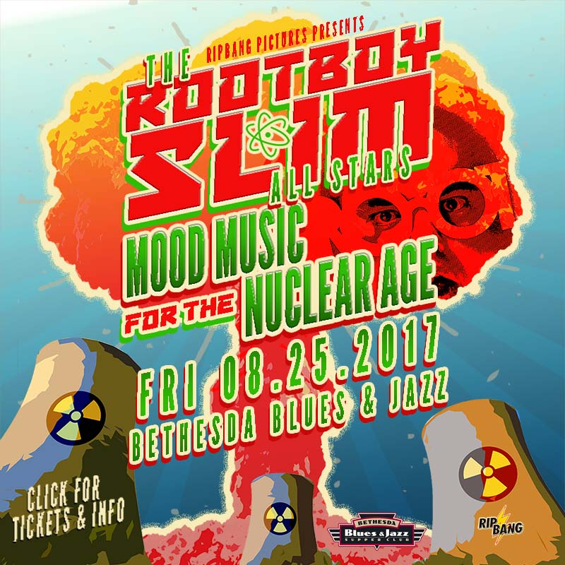 Mood Music for the Nuclear Age by Root Boy Slim