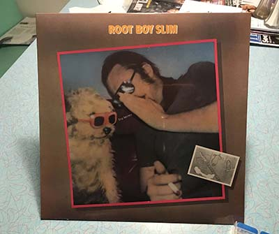 "Root Boy Slim ""Dog Secretsquot; vinyl"